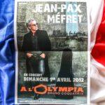 Affiche Jean-Pax Méfret
