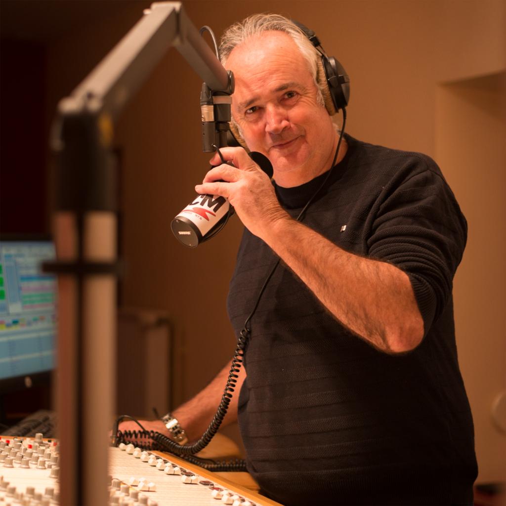 Gérard radio caroline