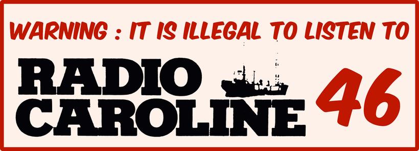 avertissement radio caroline