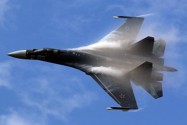Un avis de marché russe confirme la vente d'avions de chasse Su-35 Flanker E à l'Égypte