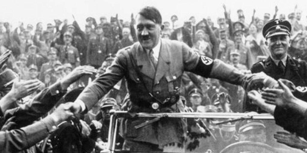 la prise de pouvoir par les nazis 1933